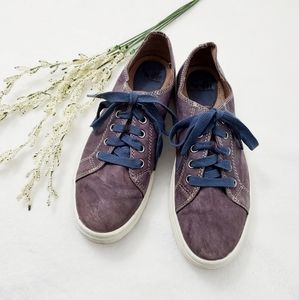 Sofft Baltazar Leather Sneakers Comfort Shoe